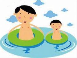 新生儿游泳的5大好处