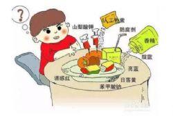 十类垃圾食物有害儿童健康